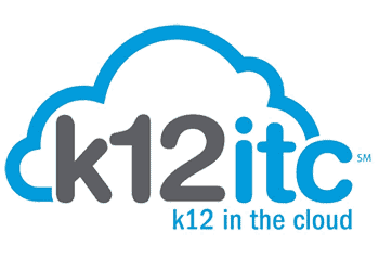 K12itc logo; K12 in the cloud