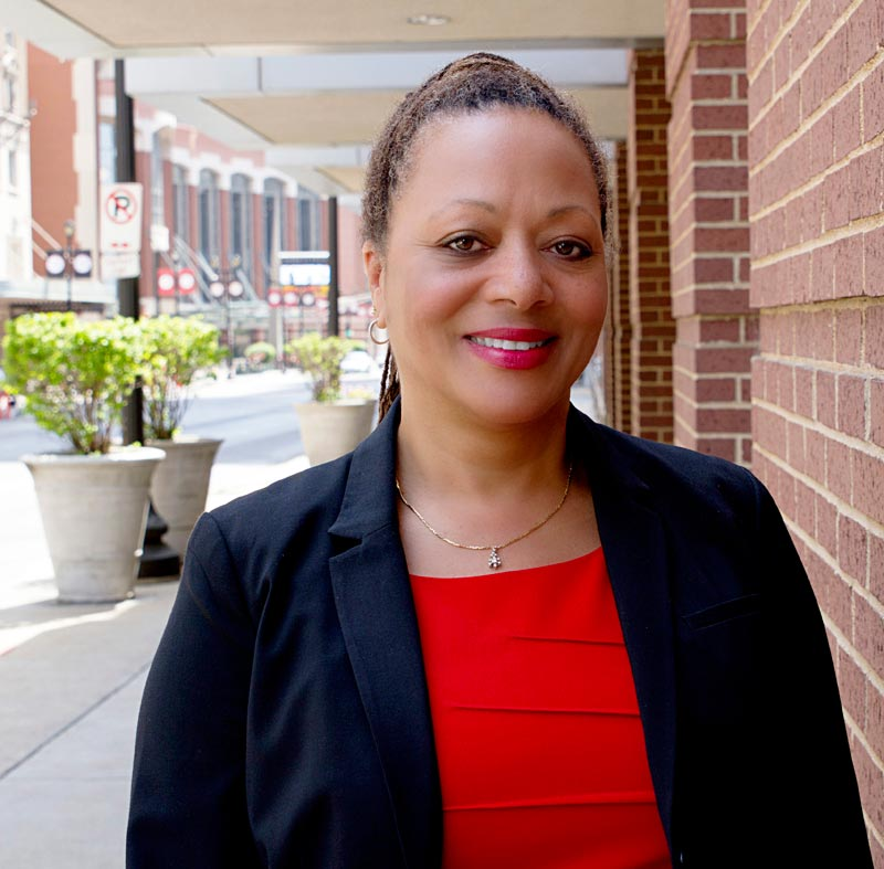 Marjorie Melton, CEO and co-founder of the M3 Engineering Group