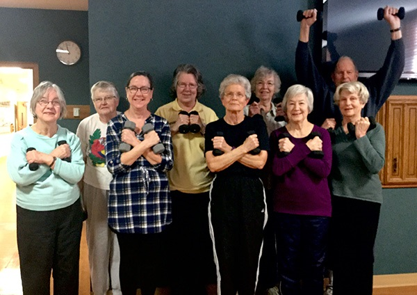 """University of Missouri Extension received $500,000 to expand fall prevention programs — """"Stay Strong, Stay Healthy"""", """"Tai Chi for Arthritis Prevention"""" and """"A Matter of Balance."""" The programs will help 6,000 older adults decrease their fear of falling, bu"""