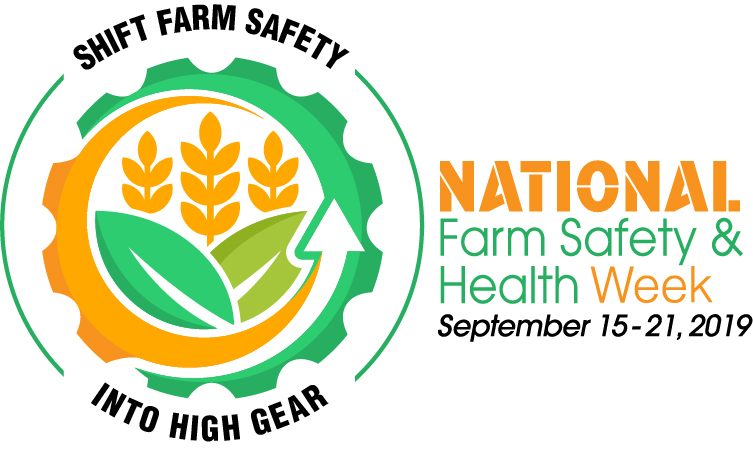 Open National Farm Safety and Health Week is Sept. 15-21.
