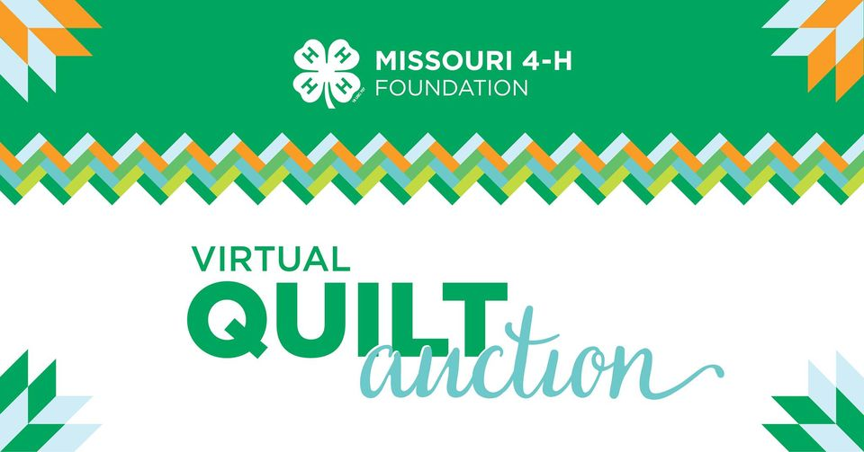 Virtual quilt auction will benefit Missouri 4-H