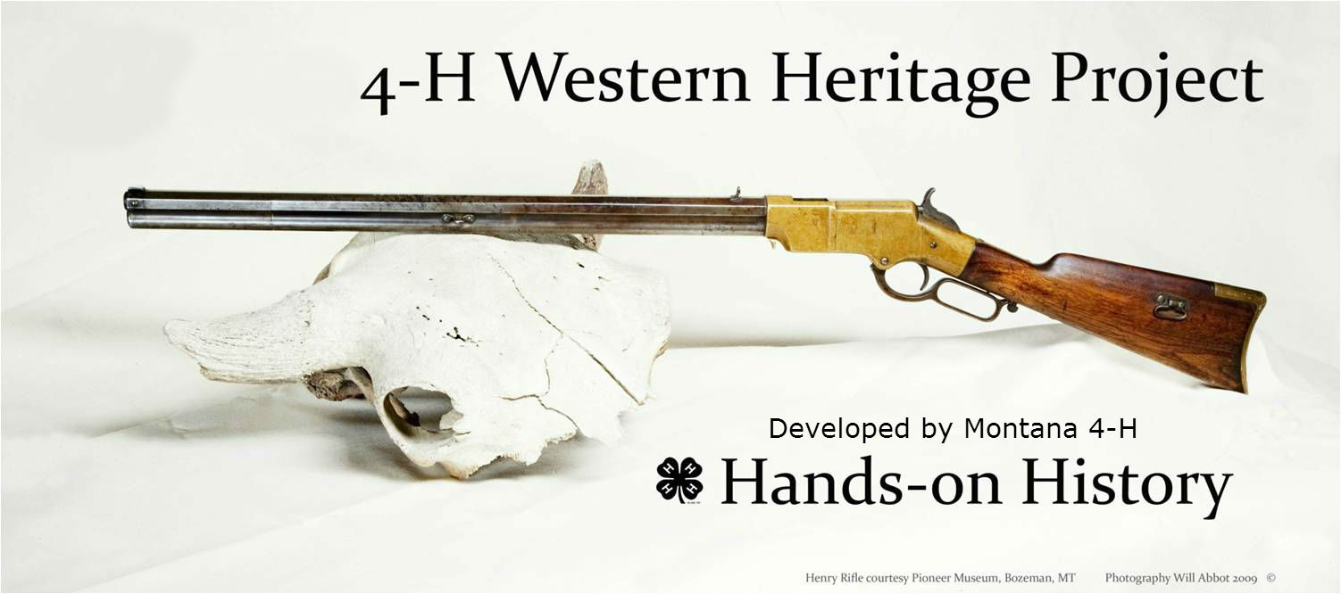 4-H Western Heritage Project logo