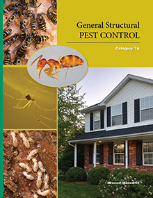 Cover of the General Structural Pest Control manual