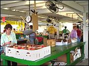 On-farm stores