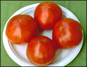 Select good tomatoes