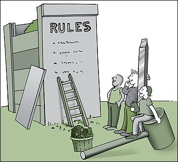 Establish guidelines
