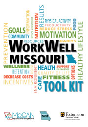 Cover of WorkWell Missouri Tool Kit