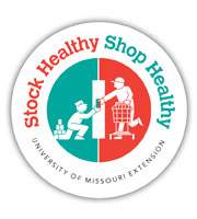 Stock Healthy sticker